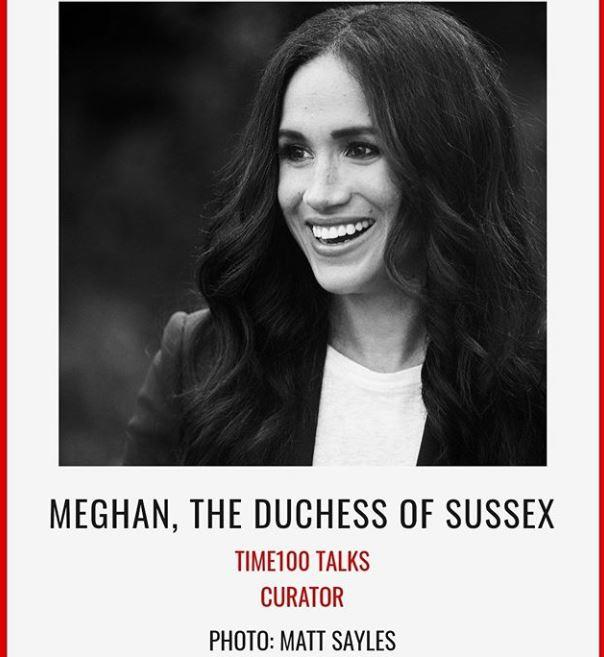 Meghan and Harry will curate an important discussion about the digital world.