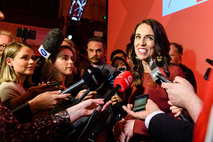 The Kiwi PM has been praised for her effective handling of the COVID-19 crisis - she opted for a complete stage four lockdown across the country in March, which lasted five weeks.