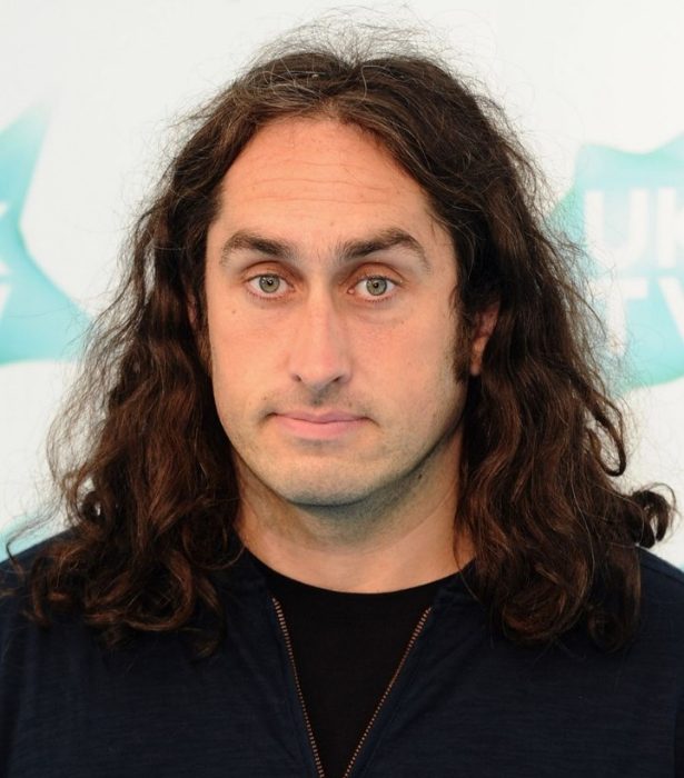 **Ross Noble:** English comedian and actor