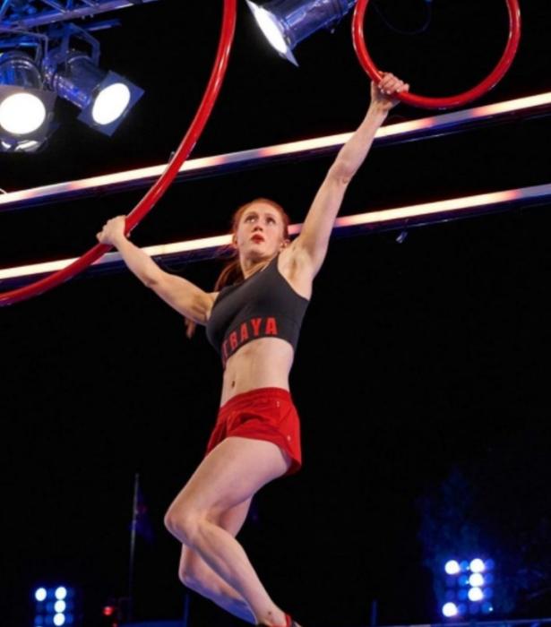 **Olivia Vivian:** The most successful woman in *Australian Ninja Warrior* history and Olympic gymnast