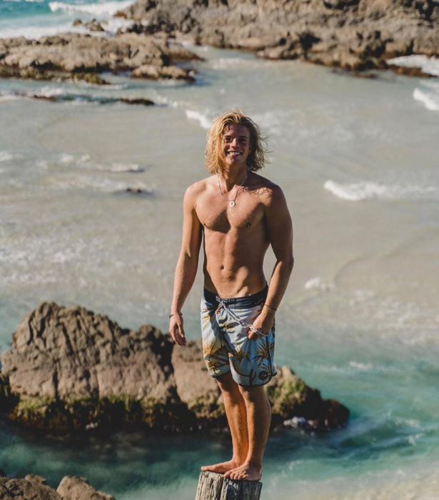 **Alex Hayes:** Professional surfer and Instagram star