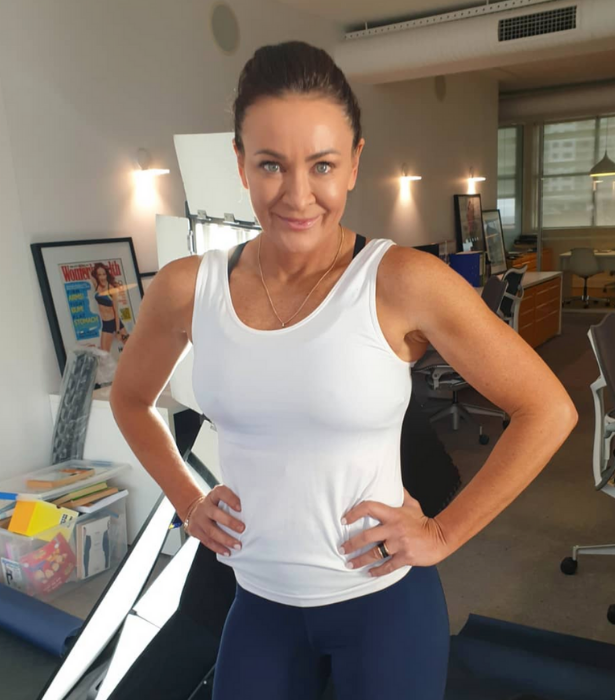 **Michelle Bridges:** Celebrity personal trainer, author and TV personality