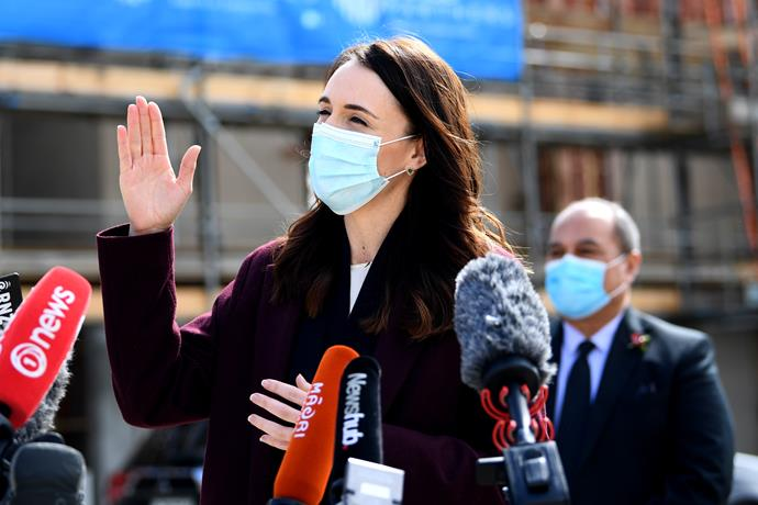 Indeed, Jacinda's response to the worldwide crisis received international praise as her no-nonsense and swift approach resulted in New Zealand reducing their active and locally aquired cases to zero for the most part of 2020.