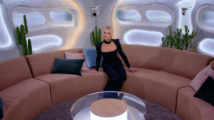 Sonia shared a sneaky sneak peek at the 2021 season of *Big Brother*.