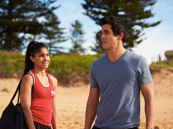 *Home and Away*'s James Stewart turned 45 this week.