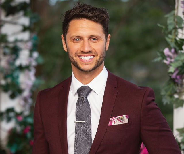 "Damien's dazzling smile and [reality TV connections](https://www.nowtolove.com.au/reality-tv/the-bachelorette-australia/the-bachelorette-damien-stone-65674|target=""_blank"") weren't enough to keep him on the show to win over the *Bachelorette* sisters."