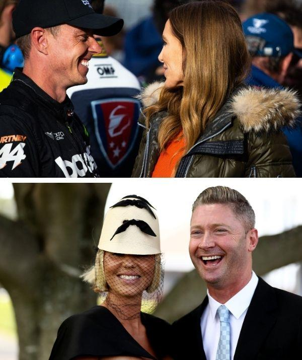 """""""Kyly knew in the lead-up to Pip and Michael making their big appearance at the races that it would attract lots of attention and media,"""" a source close to the former WAG tells *Woman's Day*."""