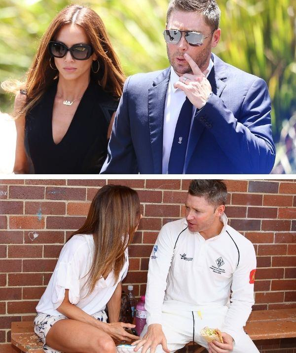 After seven years of marriage, Michael and Kyly announced their shock split earlier this year.