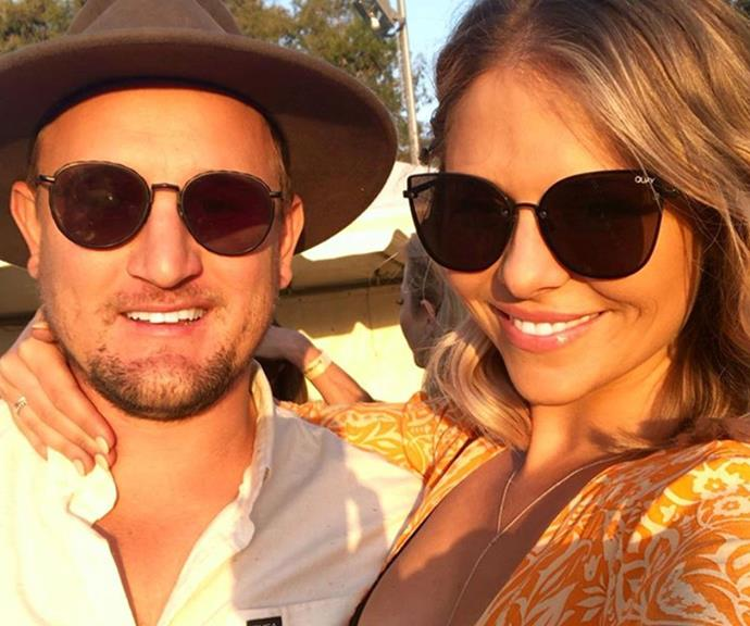 A month after tying the knot, Tara and husband Nick have announced they are expecting their first child together.
