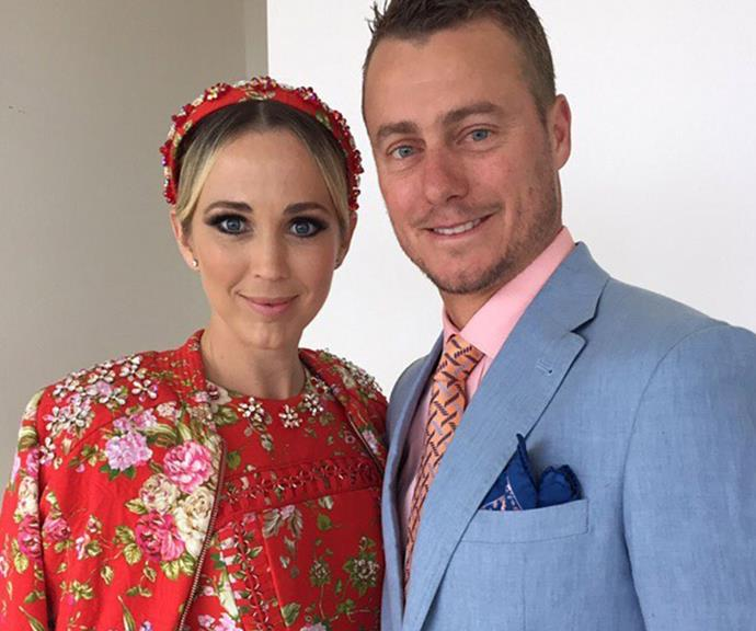 Bec's husband Lleyton would make a perfect double partner on the show.