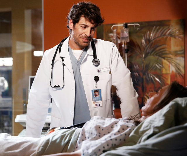 Don also starred in medical drama *Heartbeat*.