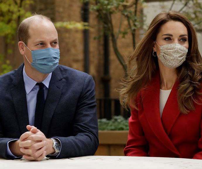 The Duke of Cambridge reportedly didn't disclose his illness publicly as he didn't want to worry anyone.