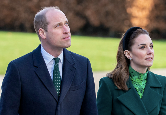 The royals are marking Remembrance Day a little differently this year.
