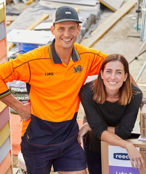 The couple, who have almost completed their build on House 5 on the hit show, are ready to take home some serious cash at auctions.