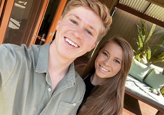 As Bindi pulls back on public life ahead of the birth of her first child with her husband Chandler Powell, her younger brother Robert is gradually being groomed as the face of the iconic family.