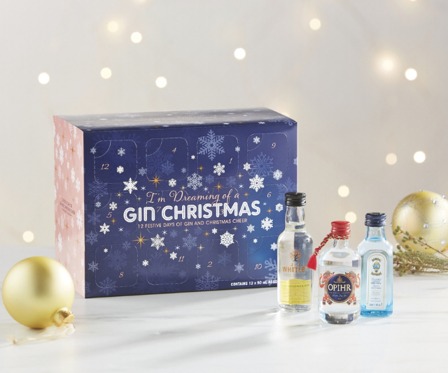 "**ALDI 12 days of Gin and Christmas Cheer, $59.99 available at [ALDI](https://www.aldi.com.au/|target=""_blank""). **<br><br>   These assortments of Gin from around the world are sure to put you in the mood for Christmas cheer."