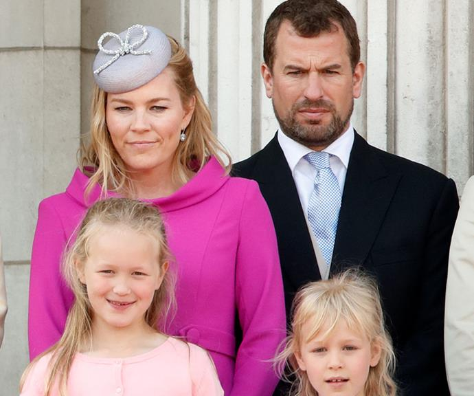 "The young royal, pictured with her parents and older sister Savannah, even has a sweet nod to her grandmother Queen Elizabeth in her middle name. She's not the only royal child to sport an out-of-the-box ""un-royal"" name, with her cousins Archie Mountbatten-Windsor, one, Lena Tindall, two, and Mia Tindall, six, breaking the mould, too."