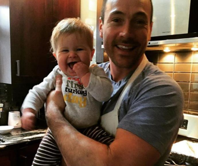 **Isla Rose Klein**  <br><br> *American Pie* actor Chris Klein and wife Laina Rose Thyfault are the proud parents to two-year-old daughter Isla Rose Klein.