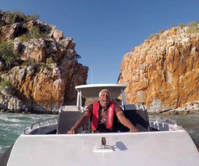 **Going Places With Ernie Dingo** <br><br> Beloved actor and presenter Ernie Dingo takes viewers on a journey to some of Australia's most iconic and beautiful destinations. It's the perfect inspiration for travel while overseas holidays are off the cards – and will make you wonder why ever dreamed of a European vacation in the first place.