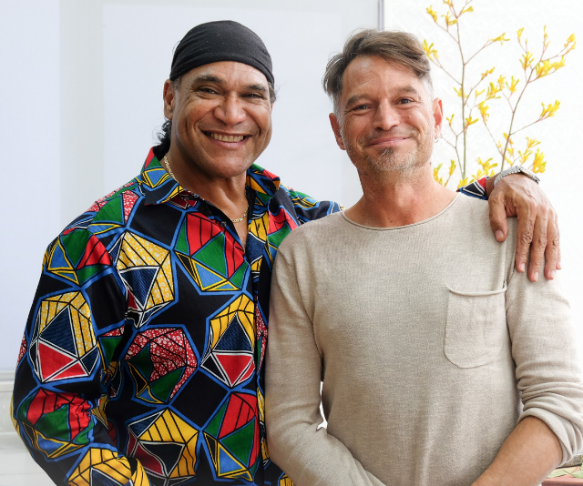 **Our Country Kitchen**<br><br> Celebrity Indigenous chef Mark Olive (aka 'The Black Olive') and comedian Derek Nannup fuse native bush ingredients with contemporary cooking to created dishes that will have you drooling over your screens.