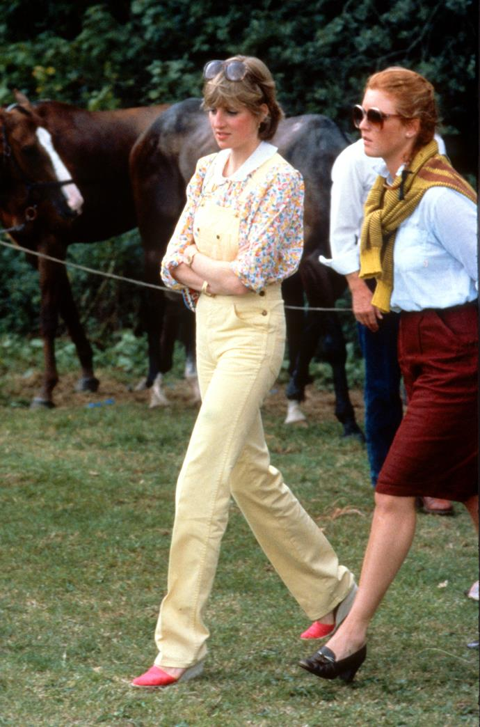 Princess Diana secretly struggled with bulimia after she became engaged to Prince Charles.
