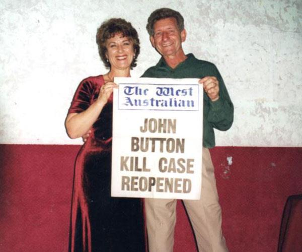 Estelle and John worked hard to overturn his conviction for manslaughter which was quashed in 2002