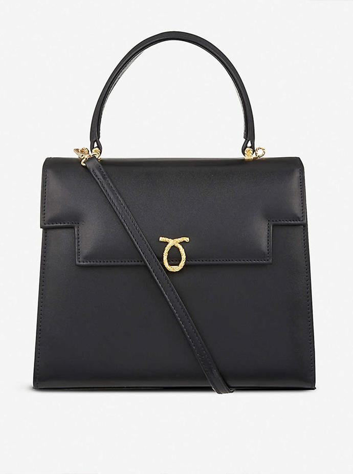 """Royal seal of approval: Launer handbags have long been a favoured brand of The Queen's and this Traviata leather tote bag would add a touch of regal elegance to any ensemble, [$2915 from Selfridges.](https://www.selfridges.com/AU/en/cat/launer-traviata-leather-tote-bag_485-81024568-TRAVIATABLK/?previewAttribute=BLACK&cm_mmc=PLA-_-GoogleAU-_-BAGS-_-LAUNER&POR=Y&utm_source=google&utm_medium=cpc&utm_campaign=na_na_pla-b_na_na_na_INT_AUS-PLA-ACCESSORIES-BAGS-WOMENS&gclid=Cj0KCQiA48j9BRC-ARIsAMQu3WS2eCWrVFNb6ncjaw2MGGZ51UCKUookOhk0Ag7YxeA8YAI85eCCQz8aAlGCEALw_wcB&gclsrc=aw.ds