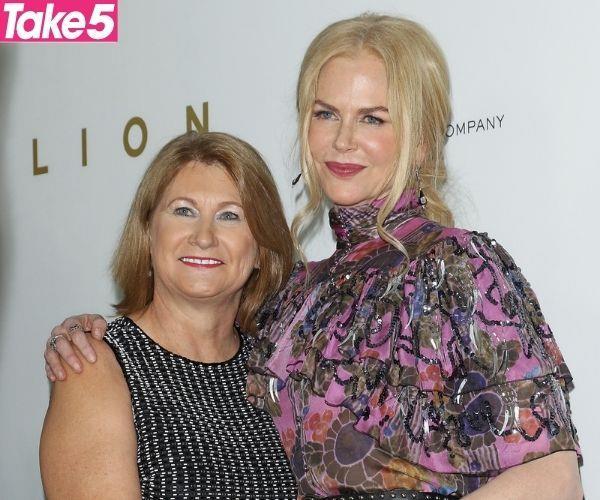 Meeting Nicole Kidman was amazing