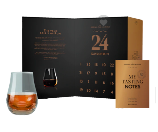"** 24 Days of Rum Christmas Calendar, $199, [shop it from Dan Murphy's](https://www.danmurphys.com.au/product/DM_ER_1000007841_SR-010/24-days-of-rum-christmas-advent-calendar-20ml-bottles-x-24|target=""_blank"") ** <br><br>  This fancy collection of rums comes with the suave box to match and a whole month's worth of high quality corked liquors."