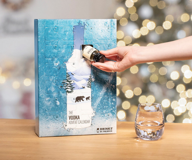 "**Vodka Explorer Advent Calendar, $151.21, available from [Master of Malt](https://www.masterofmalt.com/vodka/drinks-by-the-dram/vodka-explorer-advent-calendar/|target=""_blank"") ** <br><br>   Vodka lovers are often overlooked but luckily this Master of Malt calendar is more than compensating with some of the world's best."