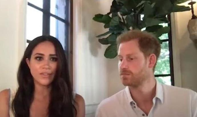 Meghan has had a turbulent time in front of the media's lens.