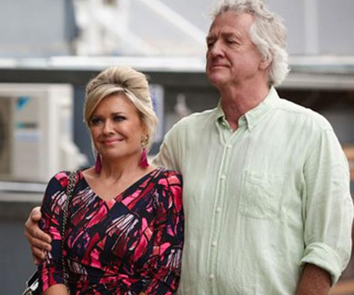 Emily Symons just spilled a very juicy behind-the-scenes secret from the set of Home And Away