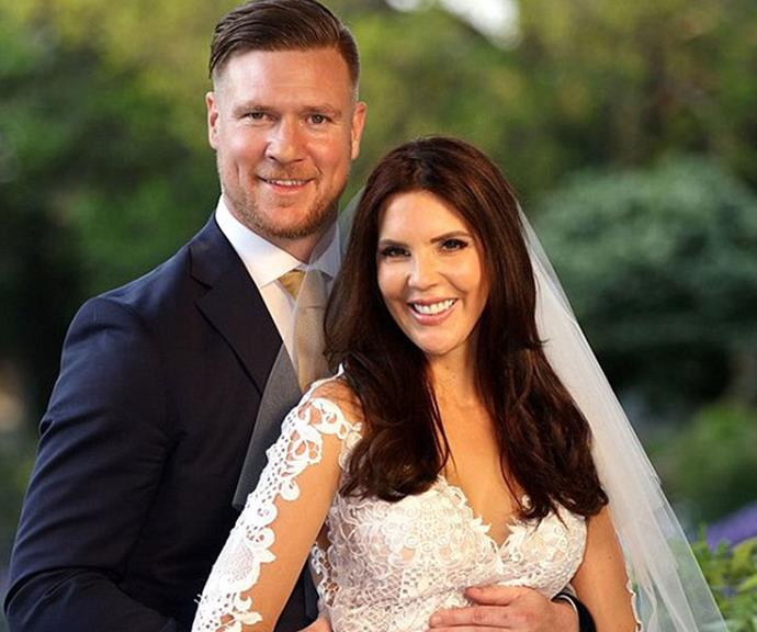 "Friendly exes: Tracey's *MAFS* ex-husband Dean Wells was [quick to offer his well wishes](https://www.nowtolove.com.au/celebrity/celeb-news/dean-wells-reacts-tracey-jewel-pregnancy-65315|target=""_blank"") in light of her pregnancy news. ""Massive congrats to @traceyjewel_ify and her partner Nate on their pregnancy announcement,"" Dean said at the time."