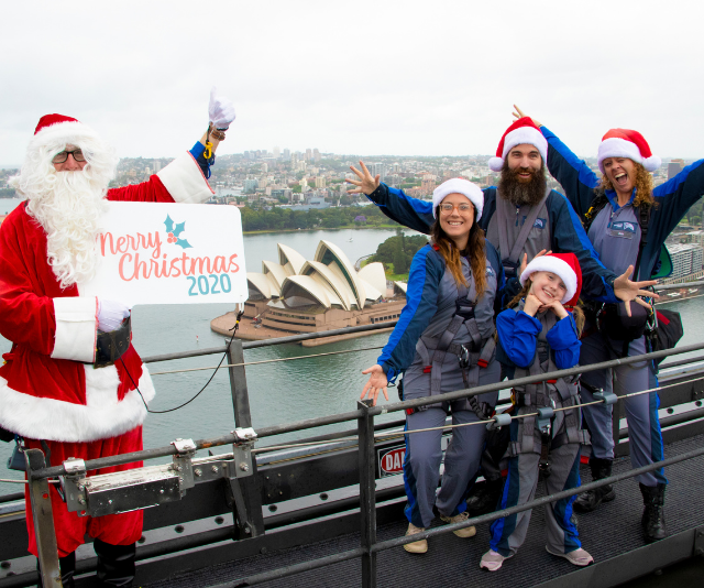 """**Sydney Harbour [Bridge Climb](https://www.bridgeclimb.com/
