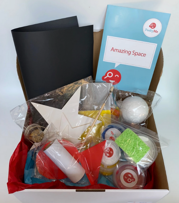 """**PeekyMe [Subscription Craft Boxes](https://www.peekyme.com.au/pages/subscriptions