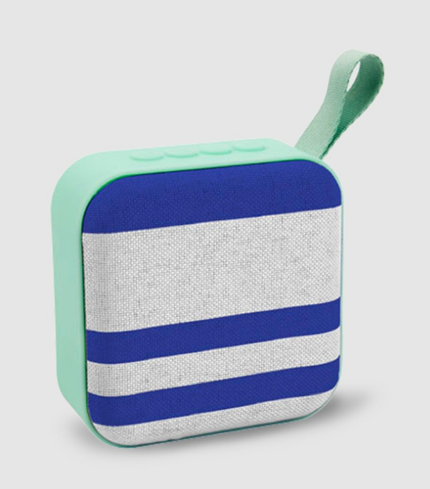 """**Sunnylife [Dolce Classic Travel Speaker](https://www.theiconic.com.au/dolce-classic-travel-speaker-943141.html