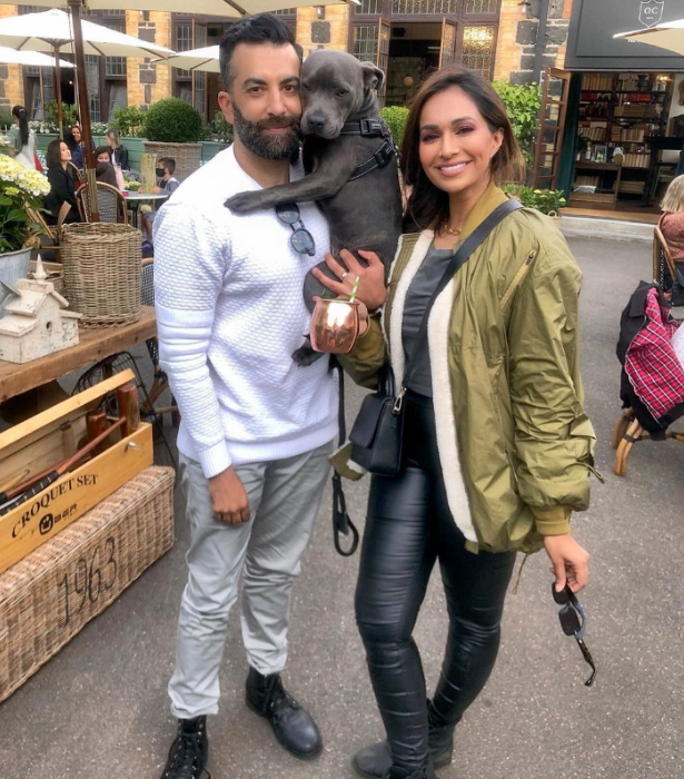 """**Sharon Johal** <br><br> If you haven't followed Sharon Johal on Instagram or Tik Tok, you are missing out. Not only is she fabulously entertaining, she's often sharing hilarious videos with her hubby, Ankur. <br><br> Ankur recently stepped in to [help *Neighbours* film intimate scenes](https://www.nowtolove.com.au/celebrity/neighbours/neighbours-dipi-pierce-behind-the-scenes-filming-65349