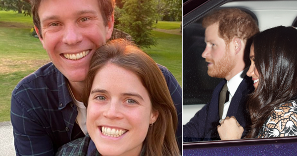 Clue suggests Princess Eugenie & Jack Brooksbank have already moved into Frogmore Cottage