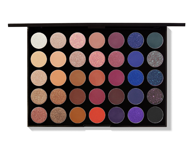 """Iconic for its stunning shadow palettes we can't go past the [Morphe 35v Stunning Vibes Artistry Palette](https://au.morphe.com/collections/best-sellers/products/35v-stunning-vibes-artistry-palette