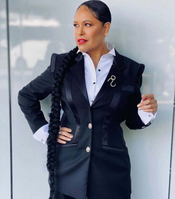 **Christine Anu**<br><br>  Move aside everyone, Christine just stole the show.