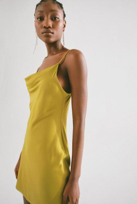 """This Urban Outfitters cowl neck slip dress could be yours for $38.50. **[Nab it online here](https://au.urbanoutfitters.com/en-au/product/uo-mallory-cowl-neck-slip-dress/UO-49120231-000?color=green&size=xs
