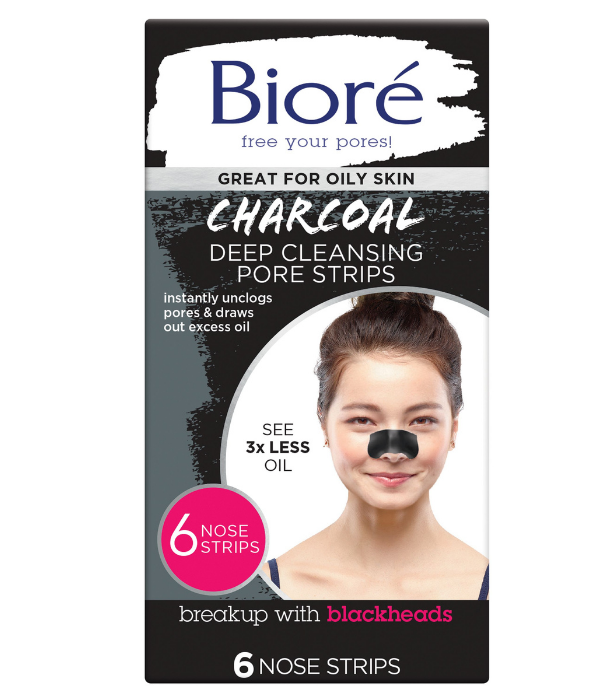 "**Biore Charcoal cleansing pore strips** <br><br>  Infused with natural charcoal, these pore strips draw out excess oil for the deepest clean. In just 10 minutes, you'll remove weeks' worth of build-up and see three times less oil. It's the perfect stocking stuffer for any beauty lover. <br><br>  Shop them [here](https://www.biore.com/en-au/products/charcoal-pore-strips/|target=""_blank"") for just $7.29."