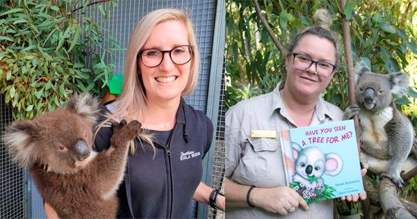 REAL LIFE: Meet the amazing women saving our koalas from extinction