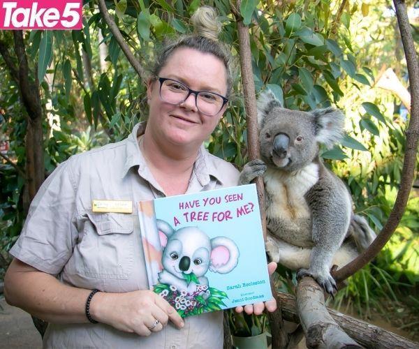 I've written a book to help our koalas.