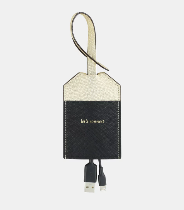 """[Kate Spade charging gift set](https://www.theiconic.com.au/kate-spade-new-york-portable-lightning-cable-584437.html