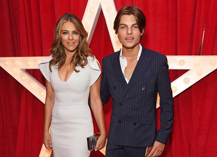 "**Damian Hurley, 18, son of Elizabeth Hurley and Steve Bing** <br><br> Damian never met his Hollywood tycoon dad, who died by suicide in June this year. Steve denied having fathered a child with British model Elizabeth during their stormy 18-month romance until a 2002 court-ordered DNA test proved otherwise. Without a strong father figure in his life, Damien has developed an unbreakable bond with his loving mother.  <br><br> ""Elizabeth is ever so proud of Damian growing up to be his authentic self, though a lot of her friends privately worry she treats him more like a best friend than her son,"" says a source.  <br><br>"