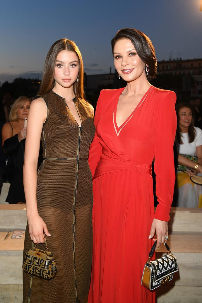 "**Carys Zeta-Douglas, 17, daughter of Michael Douglas and Catherine Zeta-Jones**  <br><br> According to insiders, the famous offspring, who boasts two Hollywood heavyweights as parents, is something of a wild child when compared to the youth of her mum Catherine, 51, and 76-year-old father Michael.  <br><br> But while her parents might have kept things tame as teenagers, their tumultuous marriage and personal issues have made up for all that!  <br><br> Dishes a close insider, ""Carys spent most of her childhood in upstate New York and she witnessed a lot of her mum's bipolar disorder breakdowns at close range, despite Catherine and Michael's attempts to protect her,"" says the source, adding that the youngster is planning to move to New York City once she's an adult – and her parents are terrified! <br><br> ""She's been anxious to break out from under their watch for a long time,"" tells the insider.  <br><br> ""When the day comes that they can't stop her leaving, they're hoping she keeps leaning on her older brother Dylan, who is a very upstanding young man."""