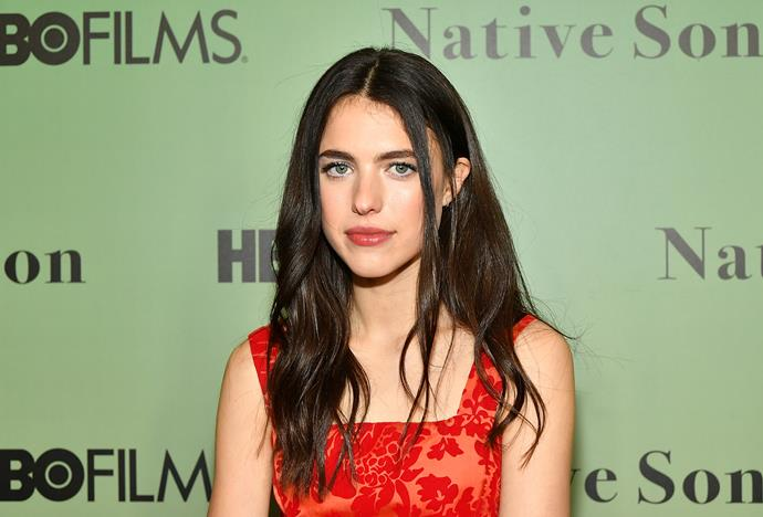 "**Margaret Qualley, 26, daughter of Andie MacDowell and Paul Qualley** <br><br> Thanks to her breakthrough role in Quentin Tarantino's *Once Upon A Time In Hollywood*, Margaret calls the likes of Brad Pitt, Leonardo DiCaprio and Margot Robbie co-stars and close friends.  <br><br> ""Despite growing up in the 'industry' thanks to her mum, doing that movie was Margaret's debut into the scene of hot young things,"" says a source.  <br><br> ""She's worried her mum sick with how close she got to bad boys like Leo, Brad and Austin Butler on set of that movie, and it really developed her taste for bad boys.  <br><br>"