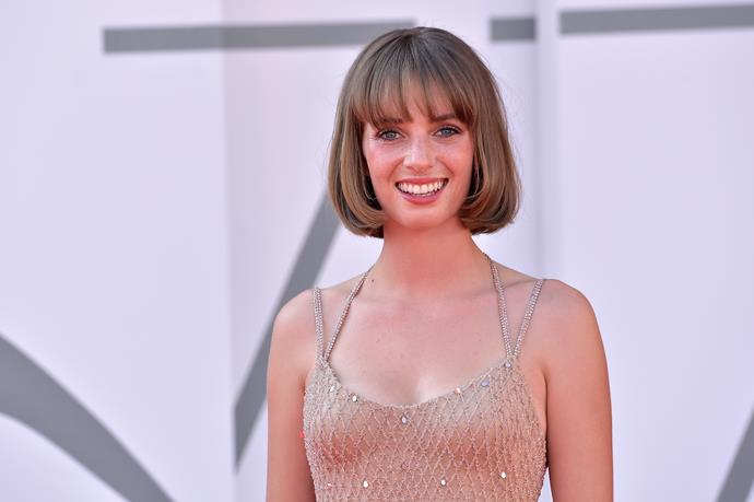 "**Maya Hawke** <br><br> According to the insider, Uma is so burned by Hollywood and how damaging it can be to young women that she pleaded with Maya not to get into acting – but she ignored her mum. <br><br> Thanks to her role as the sharp-tongued ice-cream scooper Robin in season three of *Stranger Things* last year and her relationship with Sienna Miller's ex, actor Tom Sturridge, 34, Maya's star power is on the rise, despite her mother's reservations. <br><br> ""Uma's not thrilled that Ethan is only encouraging this by collaborating with her. But Uma barely gets a look-in – she's a daddy's girl!"" the source adds."