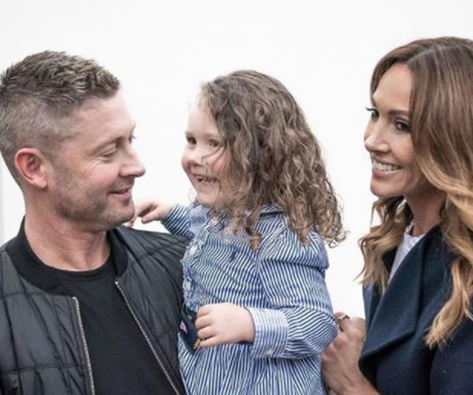 """I think when you've got a child involved, your kid always comes first. Everything else is second to that,"" he says of his co-parenting approach with ex-wife Kyly Clarke."